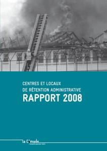 Rapport 2008 sur les centres et locaux de rétention administrative-img