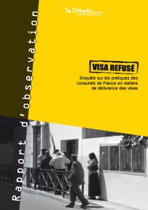 VISA REFUSE, Enquête sur les pratiques consulaires en matière de délivrance des visas -img