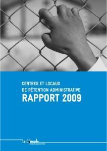 Rapport 2009 sur les centres et locaux de rétention administrative-img