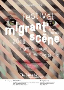 Couv migrant scene 2013