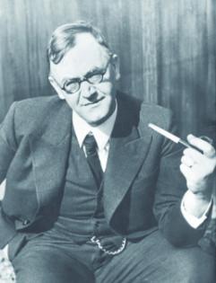 le Professeur Karl Barth