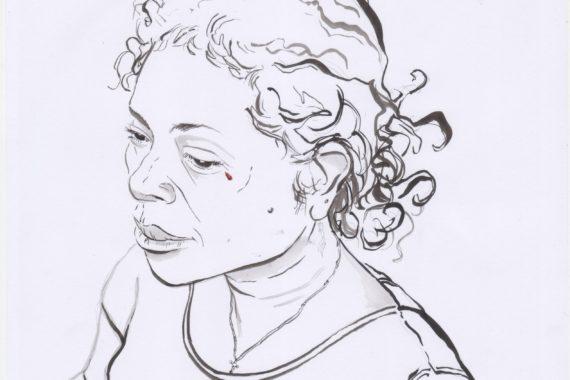 Portrait réalisé par Sébastien Sailly