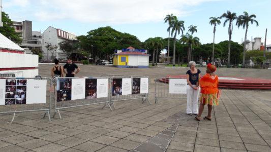 La Cimade Guadeloupe s'installe doucement au petit matin