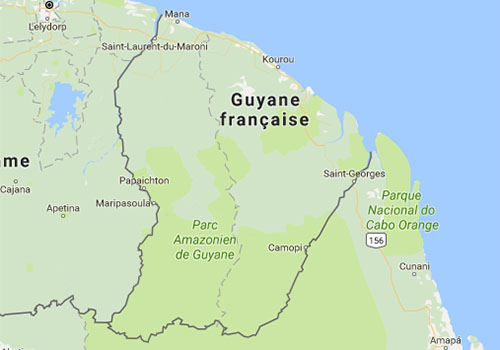 Guyane_Map