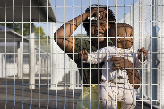 Plus jamais d'enfants placés en rétention !