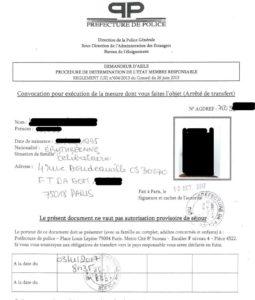 Dublin tat des lieux et conseils pratiques en ile de - Prefecture de police de paris bureau des associations ...