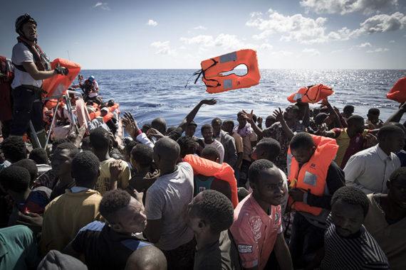 migrants Méditerranée