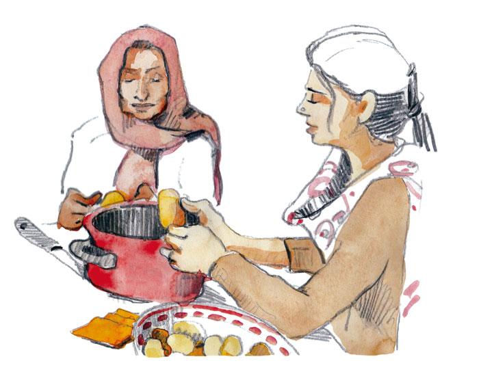 Beziers Un Atelier Cuisine A La Croisee De L Art Et De La
