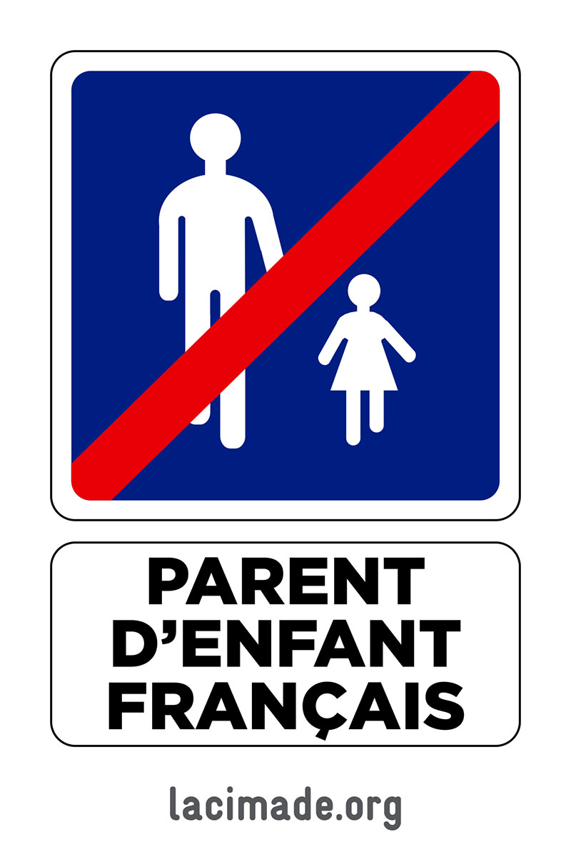 Parents D Enfants Francais Le Projet De Loi Propose De Discriminer