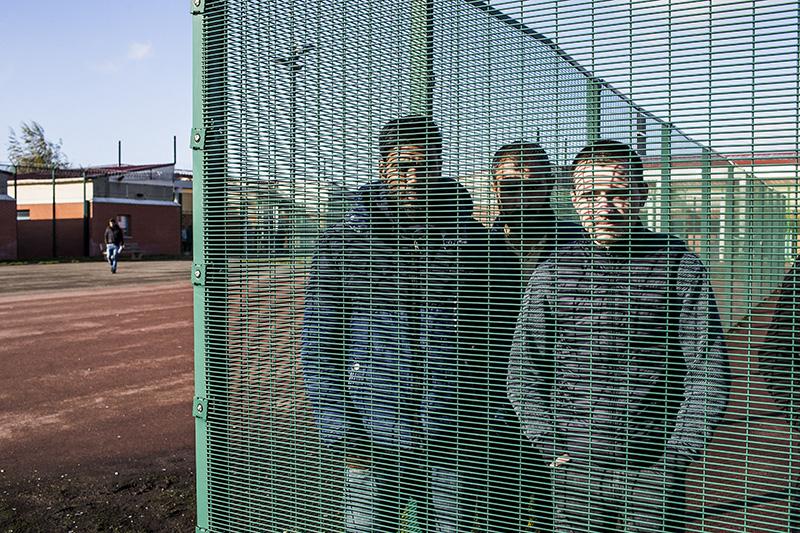 Situation explosive dans les centres de rétention - La Cimade