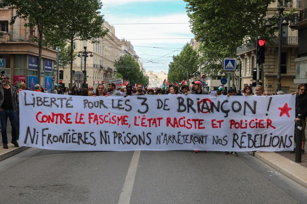 """Les """"3"""" de Briançon sont devenus sept. Les solidaires se multiplient !"""