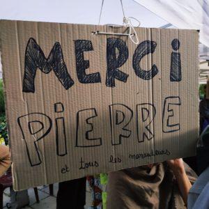 Devant la cour d'appel de Grenoble