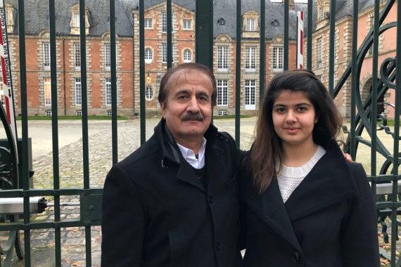 Zuhal doit rester en France aux côtés de son père : halte à son expulsion !