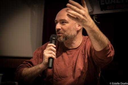 Frédéric GRIMAUD, conseiller municipal de Martigues