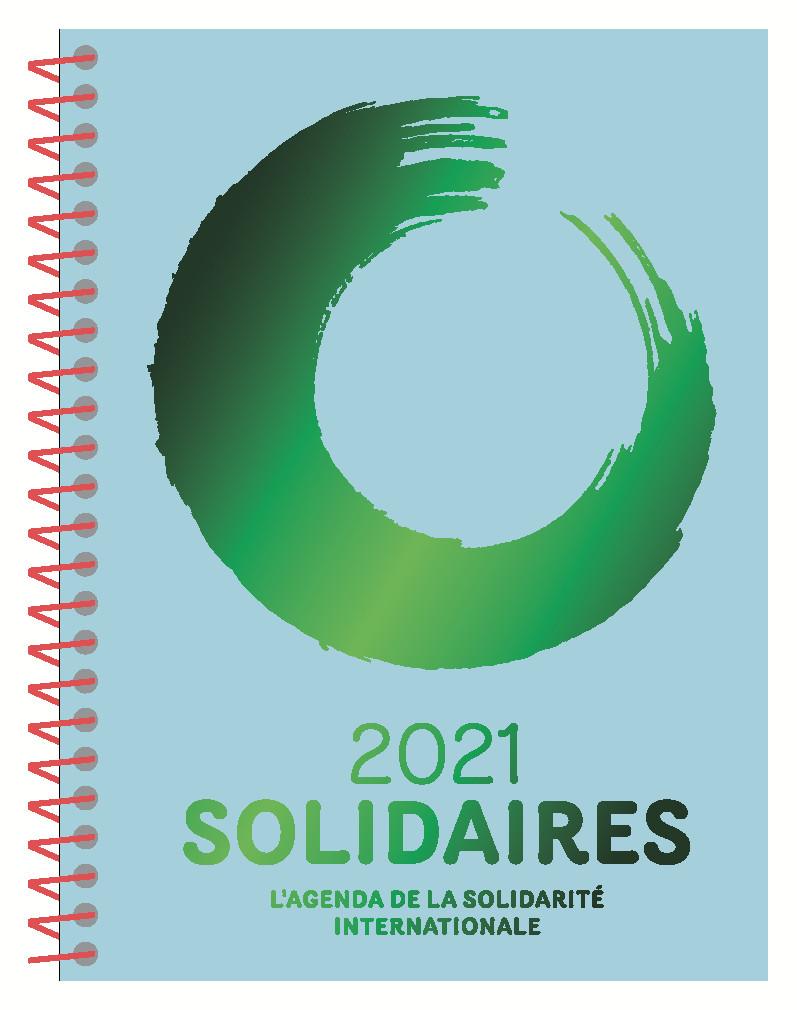 Cadeau militant et solidaire : Agenda de la solidarité internationale 2021 de La Cimade