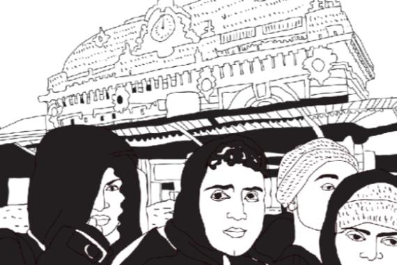 Toutes Aux Frontières entend rassembler 10 000 féministes européennes