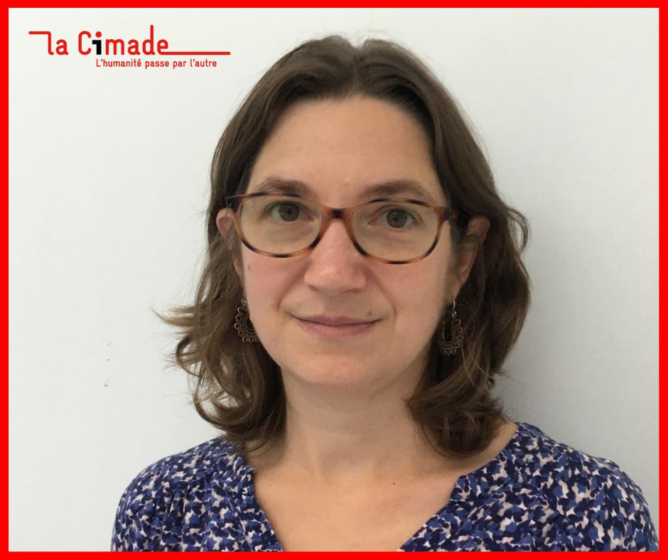 Fanélie Carrey-Conte, nouvelle Secrétaire générale de La Cimade