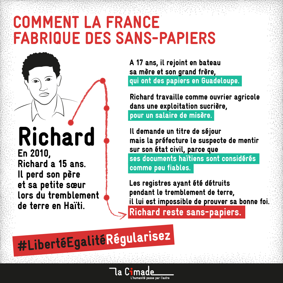 Comment la France fabrique des sans-papiers_Richard